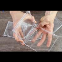 Не изхвърляйте старите кутии от дисковете, направете нещо много полезно с тях (Видео)