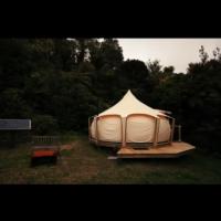Живот в палатка сред природата