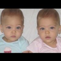 Най-красивите близначки на света