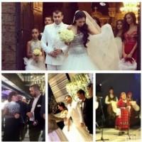 Долорес Арсенова ожени сина си в разкош