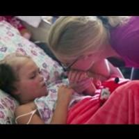 Момиче се спасява от коварна болест