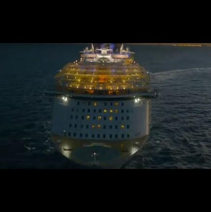 Най-луксозният круизен кораб в света