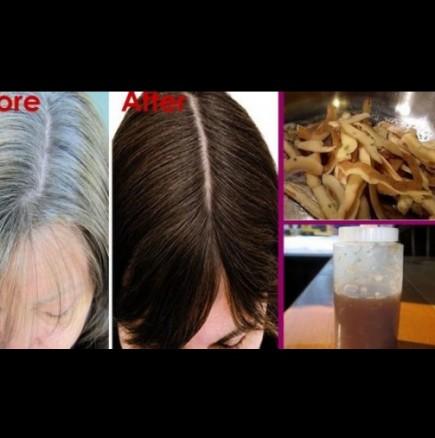 Как да премахнем сивите коси
