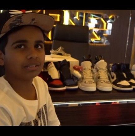 Разгледайте дома на най-богатото дете в Дубай