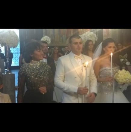 Долорес Арсенова ожени сина си