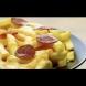 Пица от пържени картофи