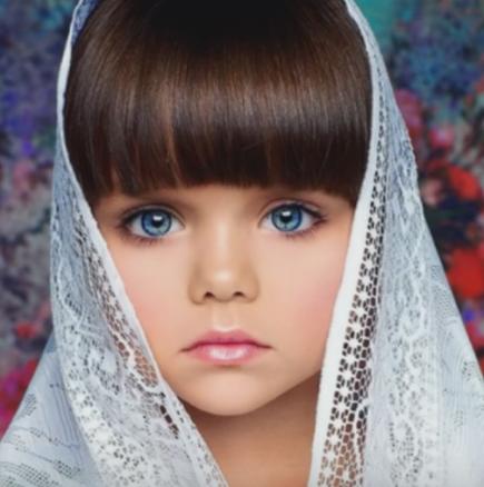 Най-красивото дете на света