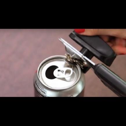 Как да си направим сами органайзер от метални кенчета и още полезни идеи!