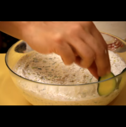 Фета салата - Рецепта
