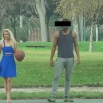 Жена реши да тества дали приятелят й ще се поддаде