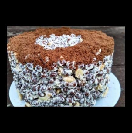Бърза и лесна торта
