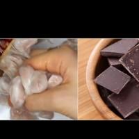 Как изглеждат всъщност какаовите зърна: