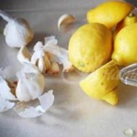 Лимон и чесън- комбинация за отслабване