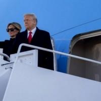 Мелания Тръмп избяга от Доналд, след като мандатът му свърши: