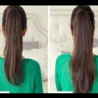 Удължаване на косата само за 2 минути