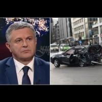Охранителна камера засне катастрофата с Милен Цветков