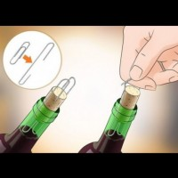 Как да си отворите бутилка вино без тирбушон
