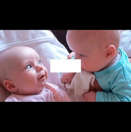 Диалог между две бебета