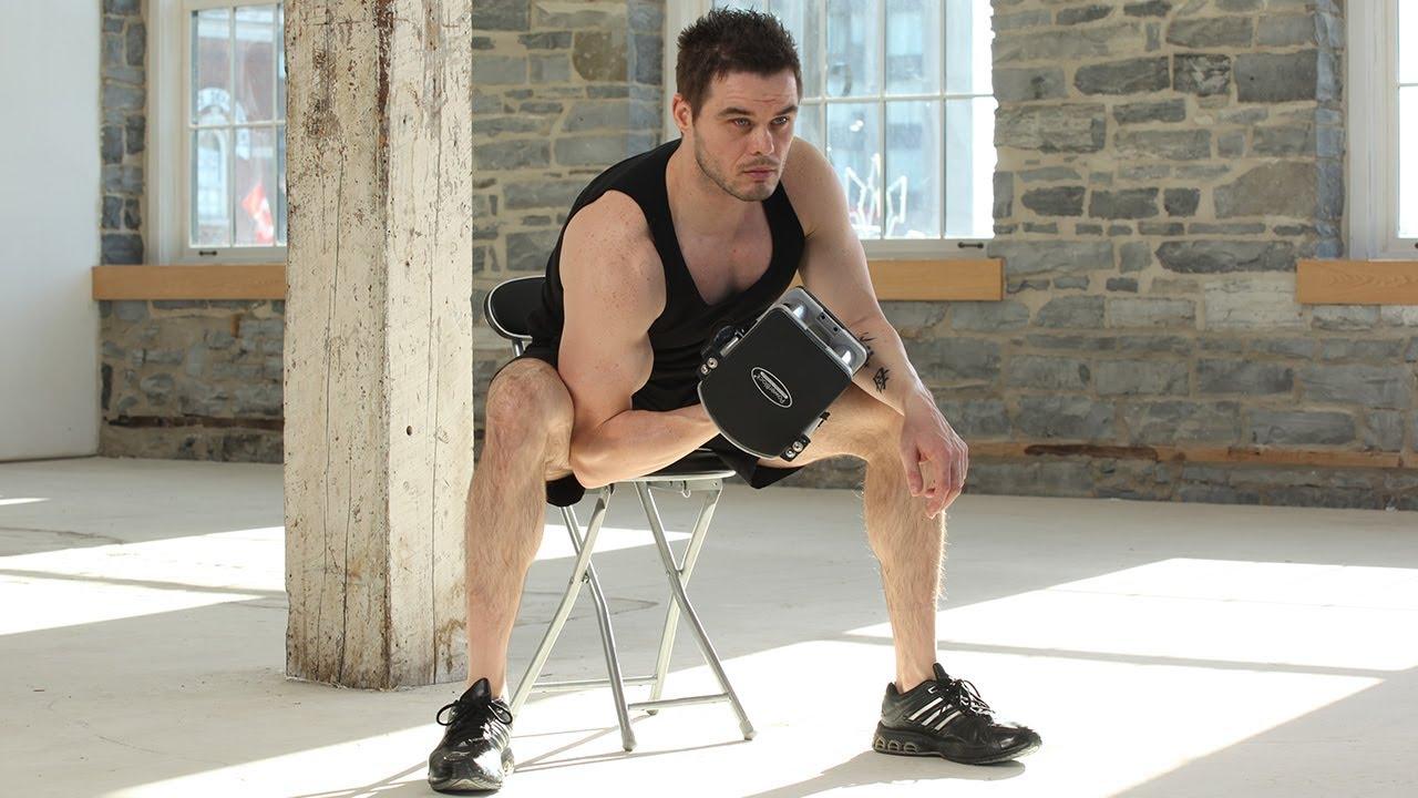 Упражнение за трицепси
