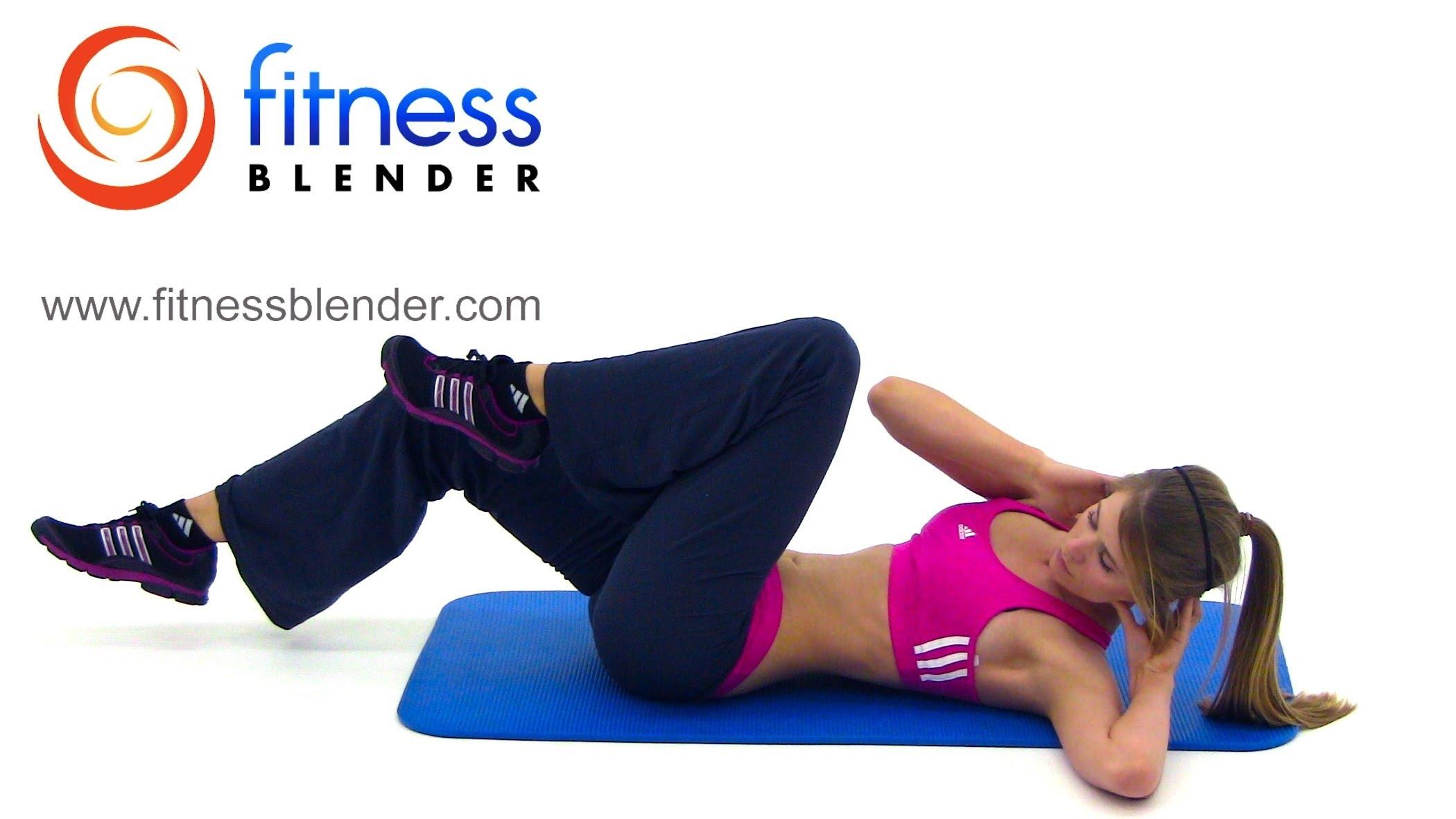 Фитнес упражнения за отслабване у дома