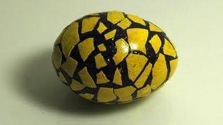Оригинална идея за великденски яйца