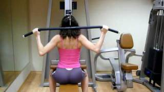 Упражнения за гръб за жени