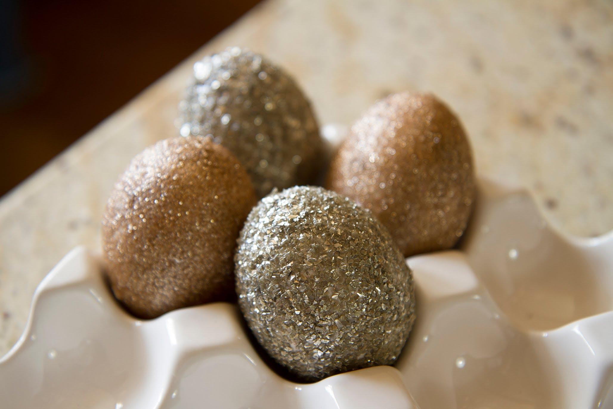 Оригинални великденски яйца