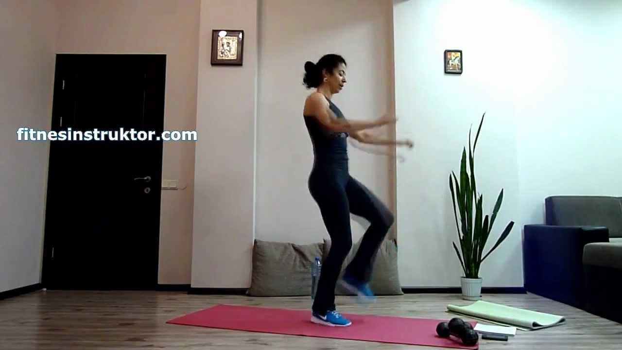 Упражнения за начинаещи за жени