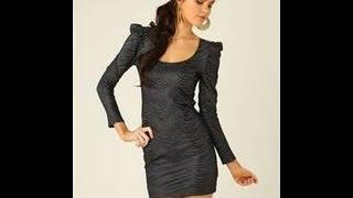 Как да направим ретро роклята модерна