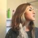 Омбре прическа видео