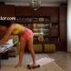 Упражнения с повторения за жени