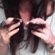 Как се прави Омбре прическа