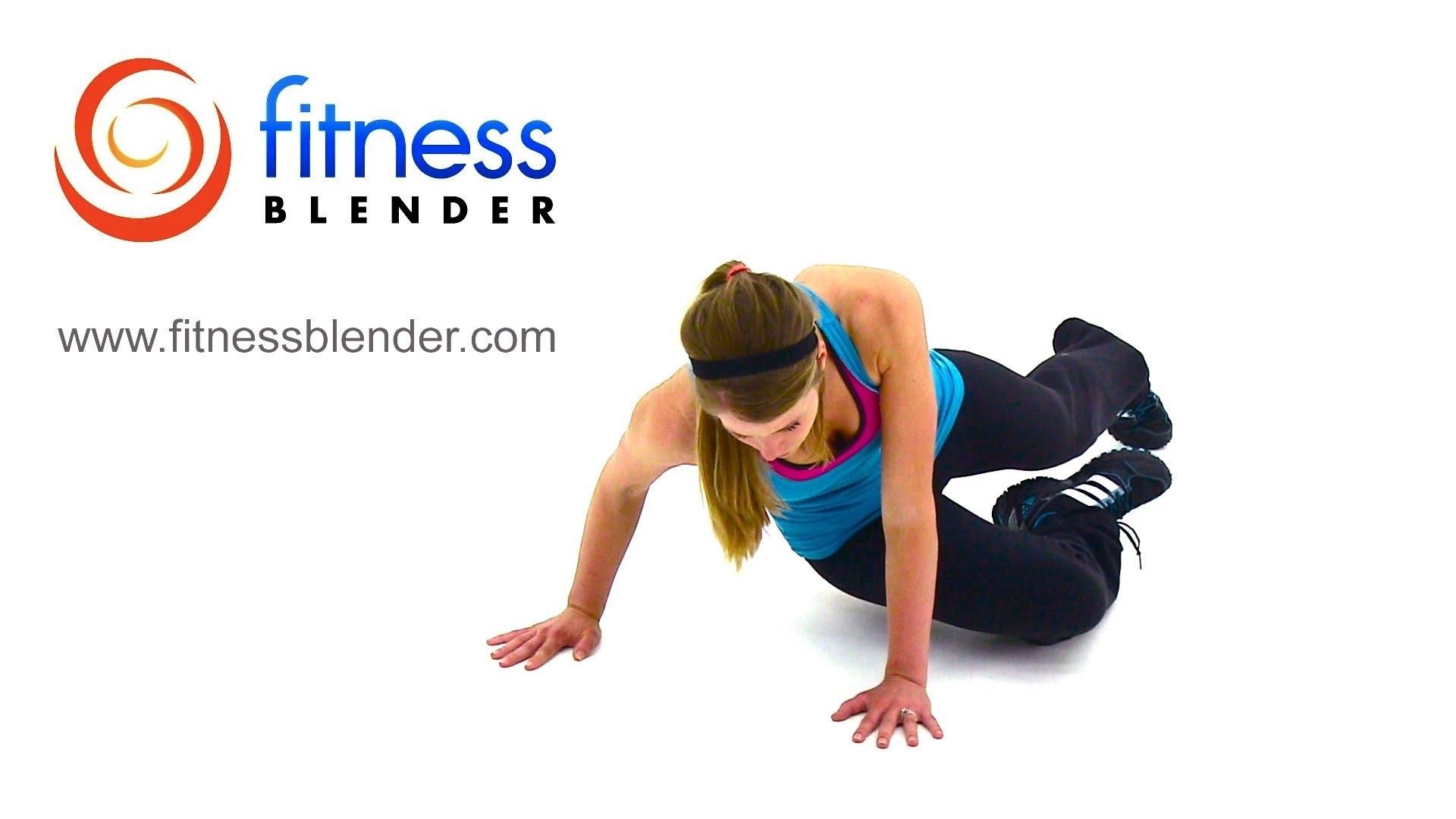 Упражнения за отслабване и тонус