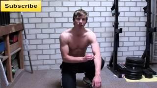 Бързи упражнения за разтягане