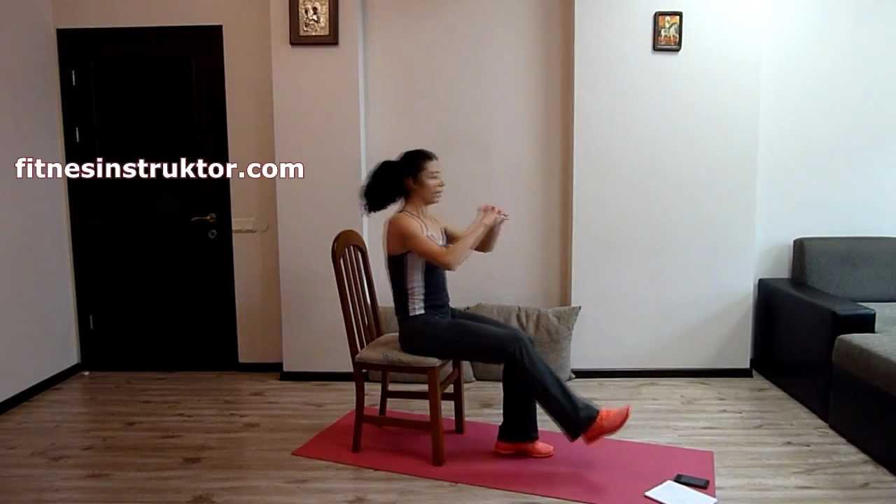 Упражнения за дупе и крака за жени