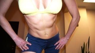 Упражнения за корем, гърди и гръб