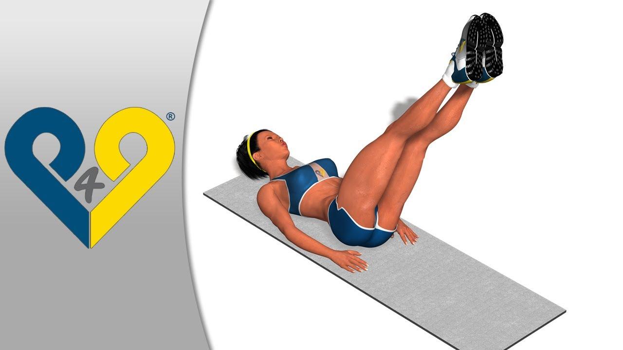 Най-добрите упражнения за бързо стягане на корема