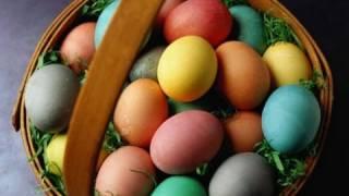 Как да си боядисаме яйца за Великден