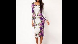 Как да си направим сами модерна рокля