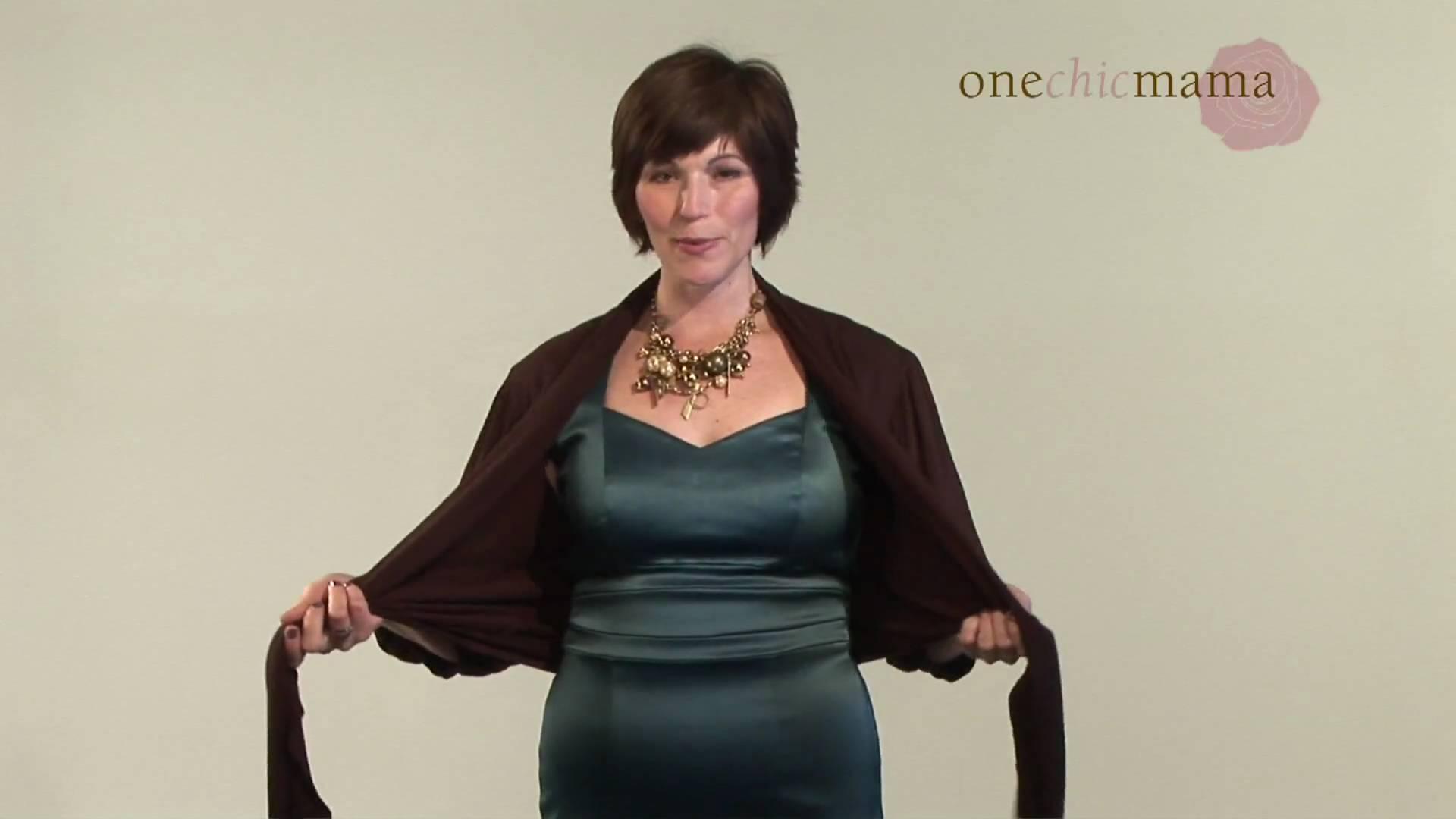 Как да носим жилетка - Прегърни ме