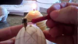 Как украсяват яйца за Великден в Украйна