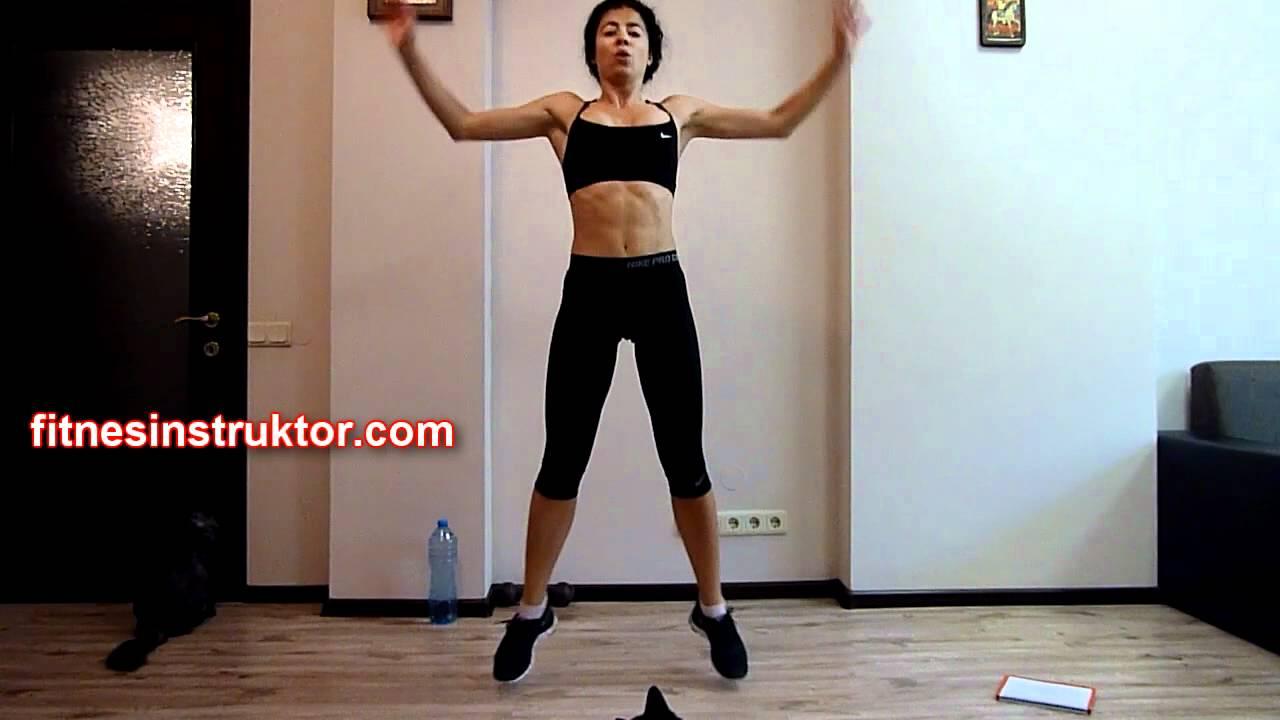 Упражнения за бедра за жени