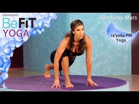 Йога упражнения за отслабване за жени