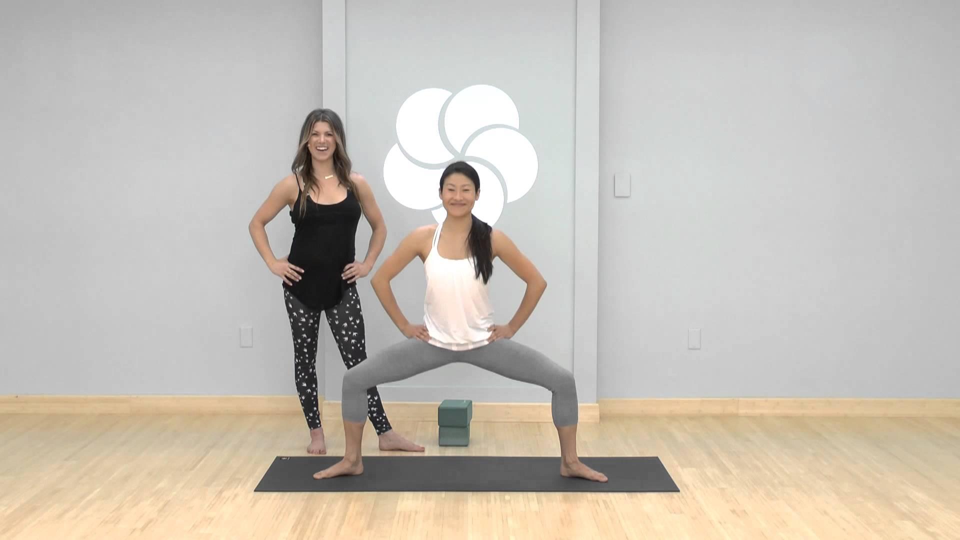 Упражнения с Йога за долната част на тялото