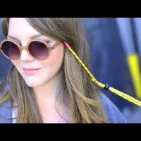 Неонови слънчеви очила