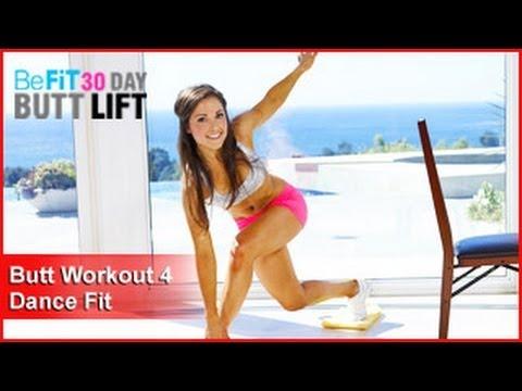 Упражнения за дупе-Да повдигнем дупето за 30 дни