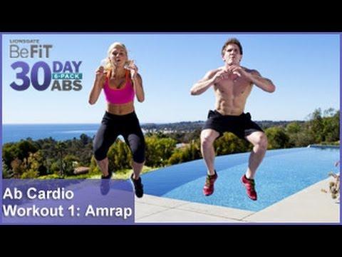 Кардио упражнения видео