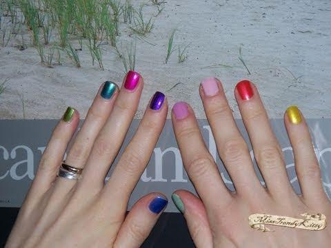 Тенденции при лака за нокти за пролет лято 2013