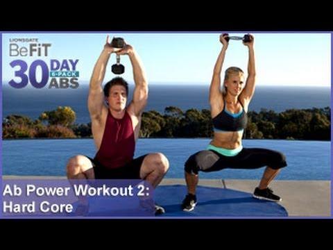 Упражнения за мускулите на корема