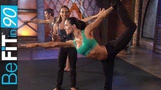 Силови йога упражнения